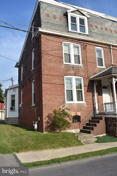 416 Wolf Avenue, Chambersburg, PA 17201 - MLS#: 1000145341