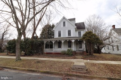 307 Central Avenue, Ridgely, MD 21660 - MLS#: 1000145800