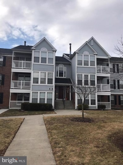 619 Himes Avenue UNIT V105, Frederick, MD 21703 - MLS#: 1000146082