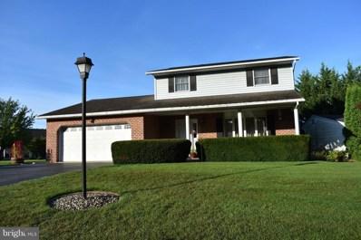 1574 Elizabeth Drive, Chambersburg, PA 17202 - MLS#: 1000146091