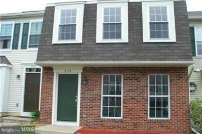 5116 Fox Mill Court, Fredericksburg, VA 22407 - MLS#: 1000147182