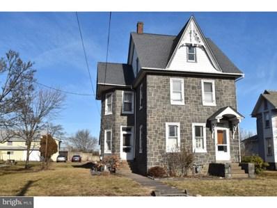 111 E Broad Street, Trumbauersville, PA 18970 - MLS#: 1000147300