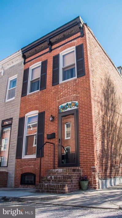 401 Sanders Street E, Baltimore, MD 21230 - MLS#: 1000147404