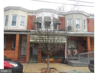 1209 Jackson Street, Camden, NJ 08104 - MLS#: 1000147636