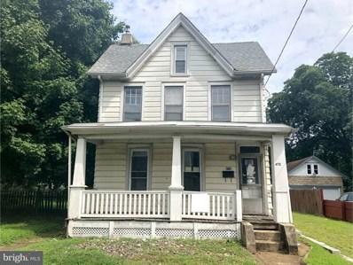 413 Billingsport Road, Paulsboro, NJ 08066 - #: 1000147782