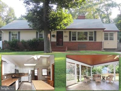 1033 Pinecrest Drive, Annapolis, MD 21403 - MLS#: 1000148018