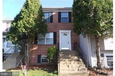 4589 Perch Branch Way, Woodbridge, VA 22193 - MLS#: 1000150562