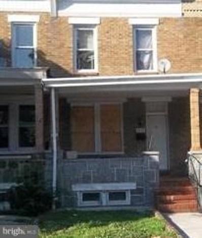 2878 Pelham Avenue, Baltimore, MD 21213 - MLS#: 1000150678