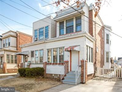 842 Hudson Street, Gloucester City, NJ 08030 - MLS#: 1000150776