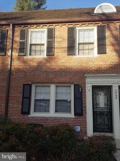 2065 38TH Street SE UNIT A, Washington, DC 20020 - MLS#: 1000150784