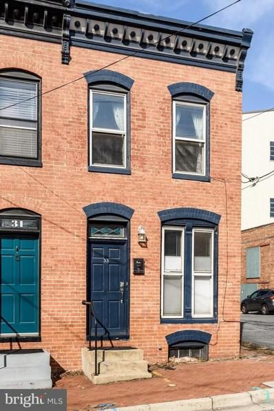33 South Street E, Frederick, MD 21701 - MLS#: 1000151174