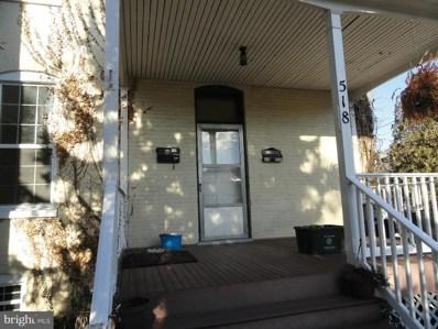 518 Reynolds Avenue, Hagerstown, MD 21740 - MLS#: 1000151418
