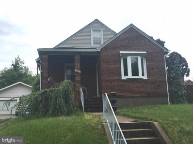 3801 Biddison Lane, Baltimore, MD 21206 - MLS#: 1000151635