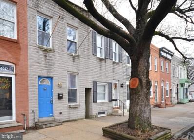 3035 Elliott Street, Baltimore, MD 21224 - MLS#: 1000151715