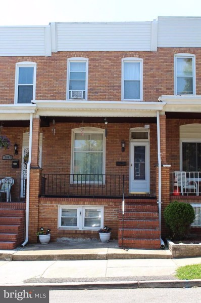 3041 Chesterfield Avenue, Baltimore, MD 21213 - MLS#: 1000151721