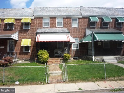 811 Mount Holly Street, Baltimore, MD 21229 - MLS#: 1000151775