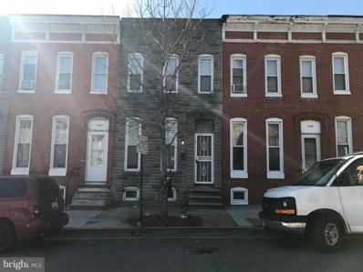 1554 Carey Street N, Baltimore, MD 21217 - MLS#: 1000151956