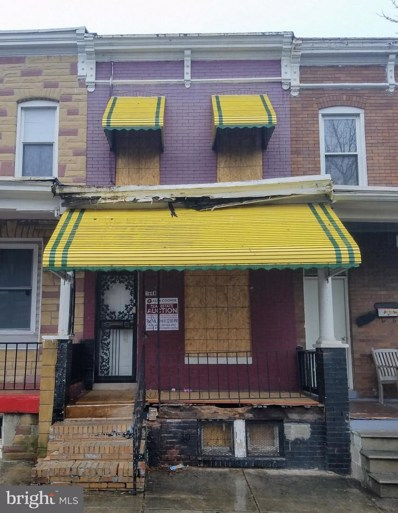 1648 Normal Avenue, Baltimore, MD 21213 - MLS#: 1000152170