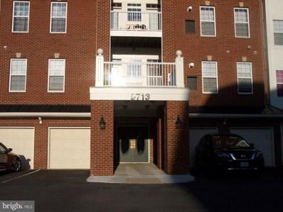 9713 Handerson Place UNIT 307, Manassas Park, VA 20111 - MLS#: 1000152207
