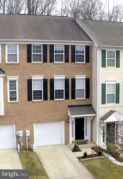 2587 Running Wolf Trail, Odenton, MD 21113 - MLS#: 1000152292