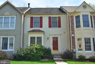 1021 Wingate Court UNIT M-2, Bel Air, MD 21014 - #: 1000153195