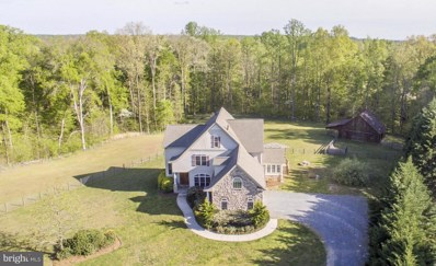 2206 Hidden Retreat Trail, Huntingtown, MD 20639 - MLS#: 1000153571