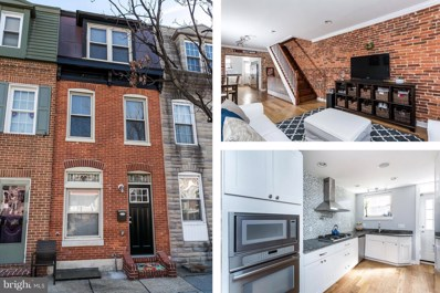 1339 Andre Street, Baltimore, MD 21230 - MLS#: 1000153998
