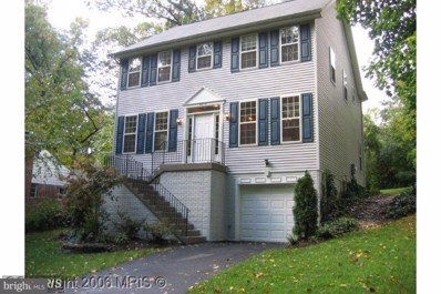 8010 Valley Street, Silver Spring, MD 20910 - MLS#: 1000154642