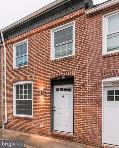 2019 Portugal Street, Baltimore, MD 21231 - MLS#: 1000155272