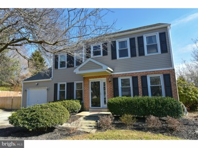 1203 Nottingham Drive, West Chester, PA 19380 - MLS#: 1000155322