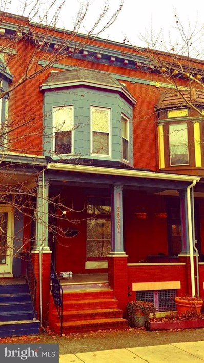 2820 Maryland Avenue, Baltimore, MD 21218 - MLS#: 1000155602