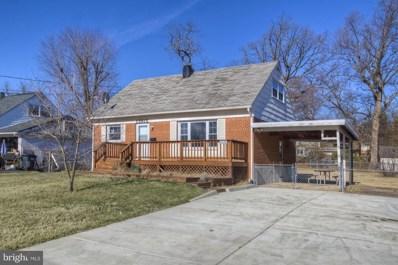13915 Mathews Drive, Woodbridge, VA 22191 - MLS#: 1000155816