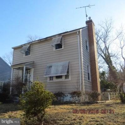 5013 Pilgrim Road, Baltimore, MD 21214 - MLS#: 1000155910