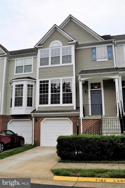 47595 Woodboro Terrace, Sterling, VA 20165 - MLS#: 1000155951