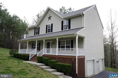 71 Little Walnut Way, Barboursville, VA 22923 - MLS#: 1000155962