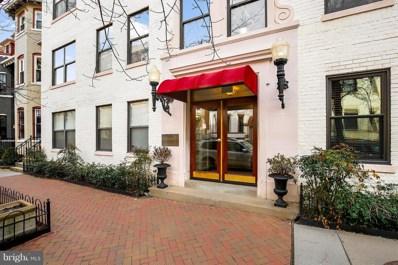 1736 Willard Street NW UNIT 103, Washington, DC 20009 - MLS#: 1000155988