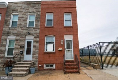 1146 Hull Street, Baltimore, MD 21230 - MLS#: 1000156054