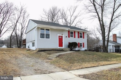 6703 Sisalbed Drive, Capitol Heights, MD 20743 - MLS#: 1000156656