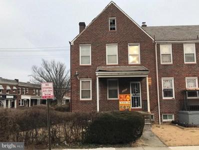3600 Erdman Avenue, Baltimore, MD 21213 - MLS#: 1000157326