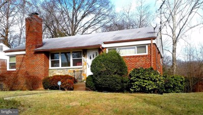 6707 Forest Hill Drive, University Park, MD 20782 - MLS#: 1000157342