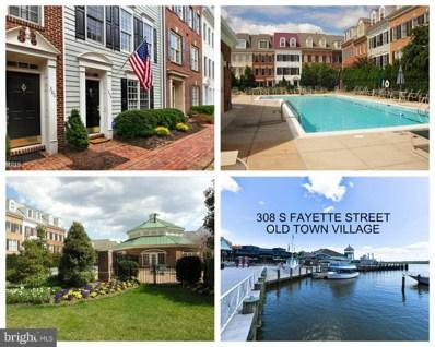 308 Fayette Street, Alexandria, VA 22314 - MLS#: 1000157396
