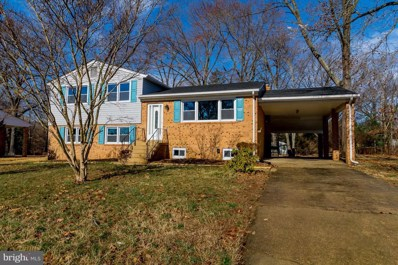 16603 Old Cabin Place, Accokeek, MD 20607 - MLS#: 1000157720