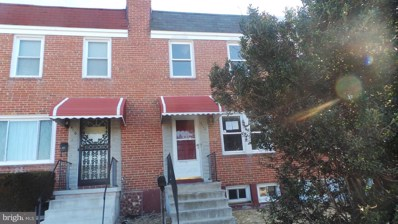 4112 Dudley Avenue, Baltimore, MD 21213 - MLS#: 1000157744