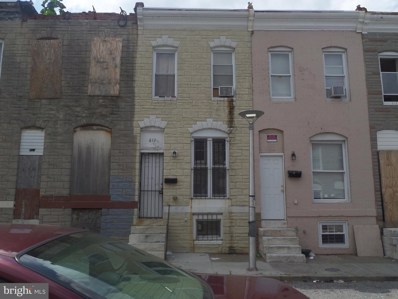 612 Glover Street N, Baltimore, MD 21205 - MLS#: 1000157860