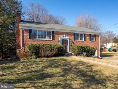 6512 MacHodoc Court, Falls Church, VA 22043 - MLS#: 1000158044