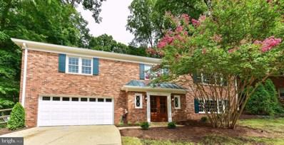 1702 Mason Hill Drive, Alexandria, VA 22307 - MLS#: 1000158239