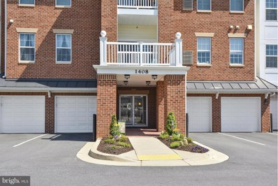 1408 Wigeon Way UNIT 201, Gambrills, MD 21054 - MLS#: 1000160215