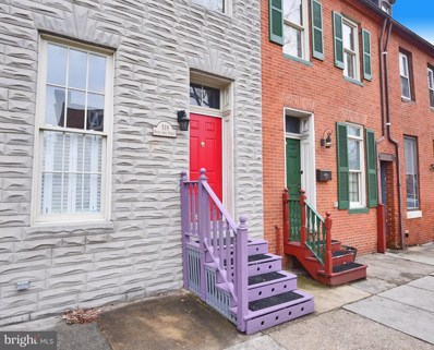519 Ann Street, Baltimore, MD 21231 - MLS#: 1000160236
