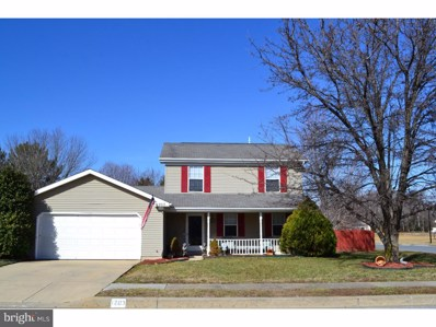 1203 Woodrow Court, Dover, DE 19904 - MLS#: 1000160742