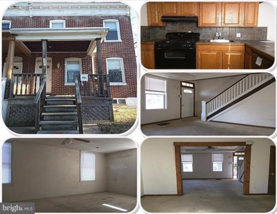 127 Kossuth Street, Baltimore, MD 21229 - MLS#: 1000161070
